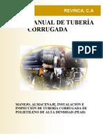 Manual Tuberia Corrugada
