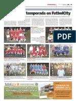 Especial Campeones Ligas Futbolcity 2011-2012