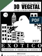 Fanzine Estado Vegetal #2