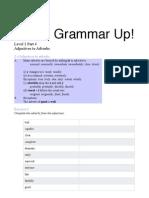 GrammarUpL1P4