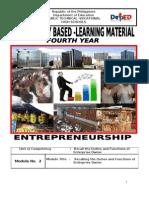 Fnal - Module 2 Performing Duties and Functions of an Enterprise Owner