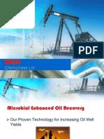 Microbial Enhanced Oil Recovery Presentation