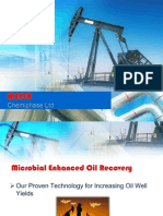 Microbial Enhanced Oil Recovery Presentation