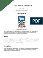 2ed Falkland Islands Sourcebook