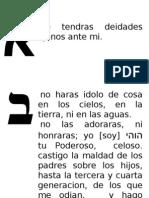10 mandamientoss