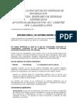 Apuntes de Introduccion a los Sistemas Distribuidos de la asignatura de Seminario de Sistemas Distribuidos de LSC de la UABC