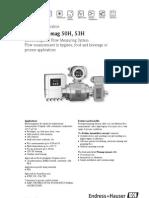 Endre Promag50H53H ML