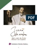 S. Juan de Ávila, Doctor de la Iglesia