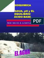 Clase Agua Ph