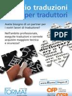 Format Lingua - Servizio traduzioni