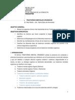 Copia de TRASTORNO MENTALES ORGÁNICO