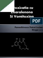 Intoxicatia Cu Zearalenona Si Vomitoxina