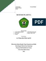 Kasus Tutorial Retensio Plasenta
