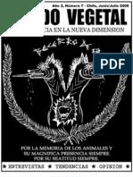 Fanzine Estado Vegetal #7