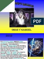 mitos y leyendas 6ºb omar