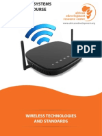 Intensive WIFI Systems Engineering