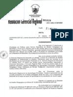 Directiva Regional -EPAP