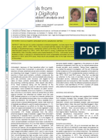 Polyphenols from Adansonia Digitata ( Baobab ) - Extraction, antioxidant analysis and total phenols content