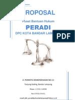 Proposal Posbakum