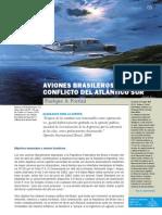 AVIONES BRASILEROS EN EL CONFLICTO DEL ATLÁNTICO SUR por el CF (R) Enrique Fortini (BCN 832)