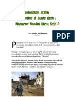 Arab Menindas Palestina