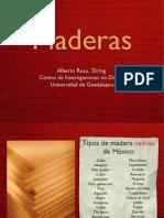 Maderas Mexico