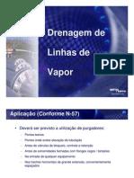 Drenagem Sist Vapor Petrobras - Consorcio TE-AG