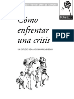 Como Enfrentar Una Crisis