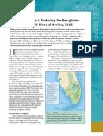 Progress Toward Restoring the Everglades 4th Review