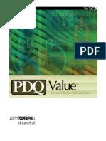 Pdq Value Business Solution
