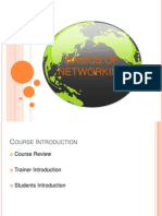 Class 1 -2 Basic Networking