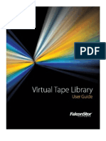 VTL User Guide