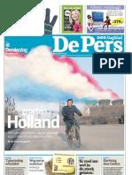 De Pers - Donderdag 18 November 2010