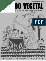 Fanzine Estado Vegetal #12
