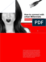 How to Connect With Urban Millennials1-120530102756-Phpapp02