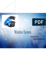 4gwireless ppt
