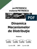 Dinamica Mecanismelor de Distributie_PETRESCU