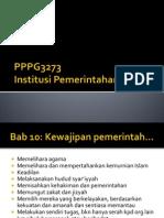 11 Kewajipan Pemerintah