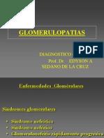 5 Glomerulopatías