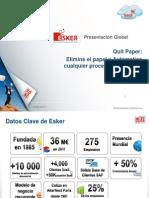 Presentación Corporativa Esker