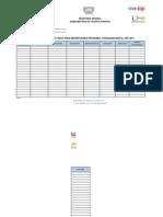 Formato Unico Para Inscripcion de Funcionarios Publicos Vive Digital
