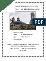 Syech Muhammad Amin 2