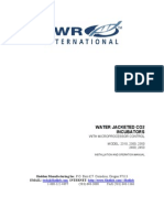 VWR WATER JACKETED CO2 INCUBATORS WITH MICROPROCESSOR CONTROL