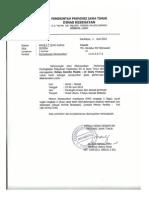 Dody Firmanda 2012 - Implementasi Komite Medik dalam Rekomendasi Rincian Kewenangan Klinis (delineation of clinical privilege) dalam mendukung sistem rujukan berbasis indikasi medis di Jawa Timur