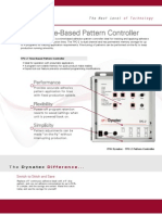 TPC-2 Pattern Controller