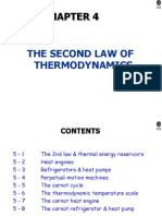 CBB 2024 Chapter 4-Second Law of Thermo V2