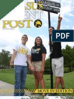 Pegasus Parent Post, Volume 4, Issue 1