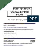 Ejemplos de Datos (pdf)
