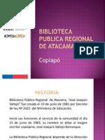 Presentacion 31° Aniversario BPR Atacama