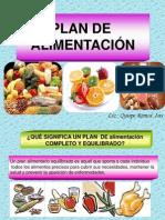 EXPOSION Plan de Alimentacion